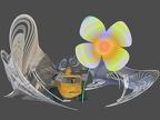 wallE et la grosse fleur 2